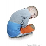 Detský bederňák 5-11 rokov VG antracitovo-modrý
