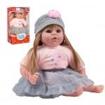 Česky hovoriaca a spievajúca detská bábika PlayTo Nina 46 cm