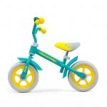 Detské odrážadlo bicykel Milly Mally Dragon Mint