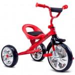 Detská trojkolka Toyz York red